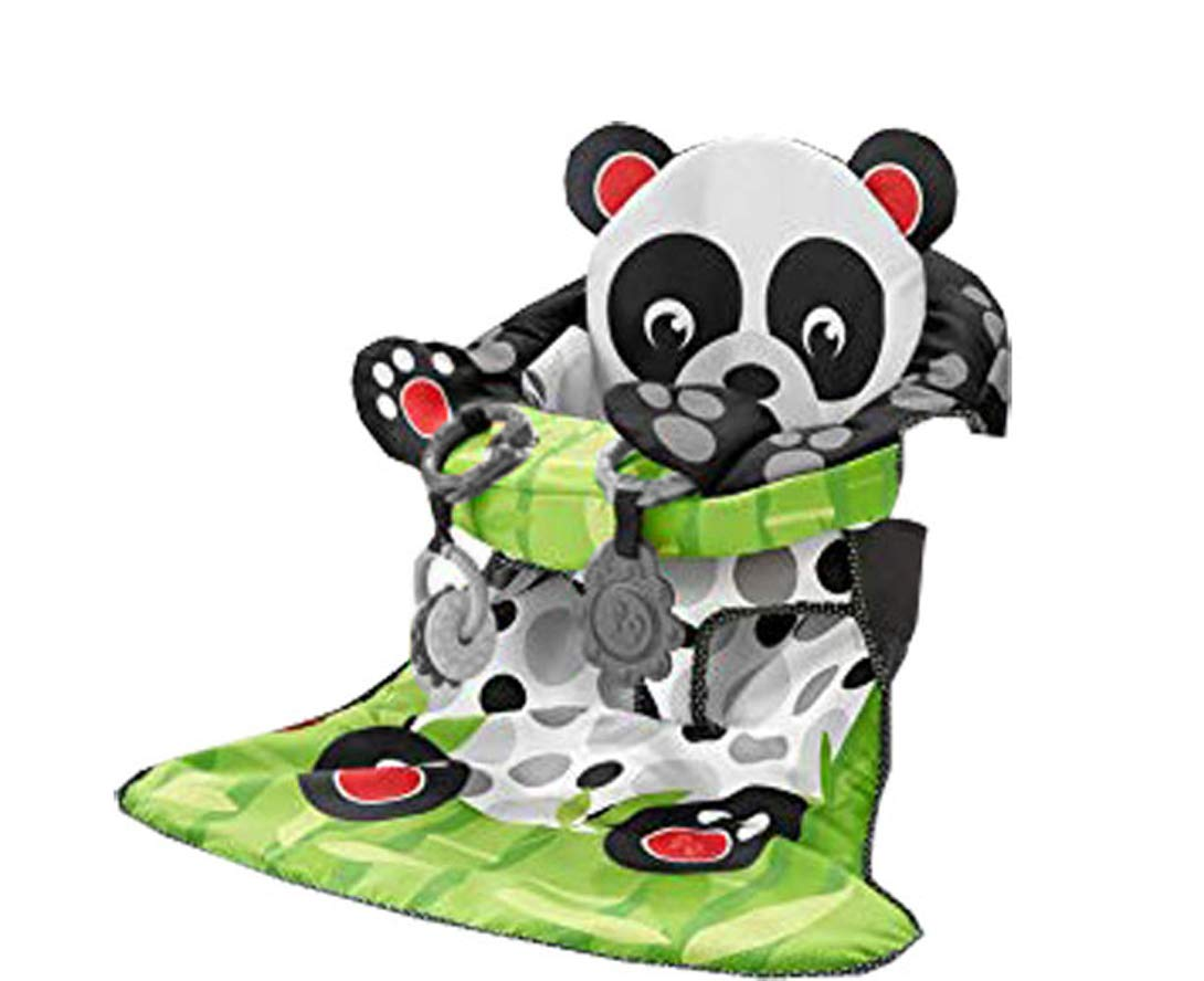 Mode FJF61 - Panda Paws Replacement Seat Pad//Cushion//Cover for Fisher-Price Sit-Me-up Floor Seat
