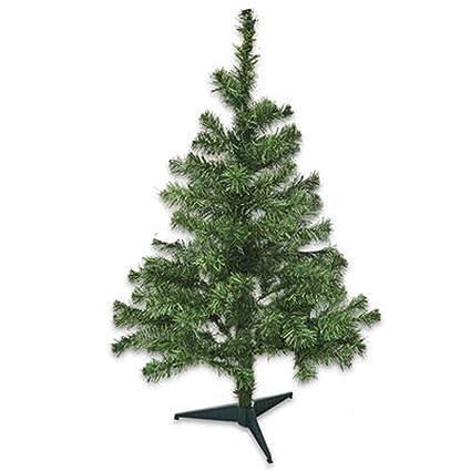 3 Ft Tall Christmas Tree 108 Tips Pine with Plastic Tree Stand by Seasonal  Greetings - Amazon.com: 3 Ft Tall Christmas Tree 108 Tips Pine With Plastic Tree