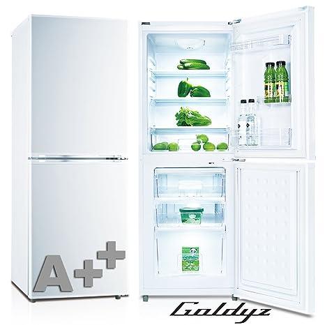 kg 218.4 a + + Diseño nevera/congelador frigorífico blanco nevera ...