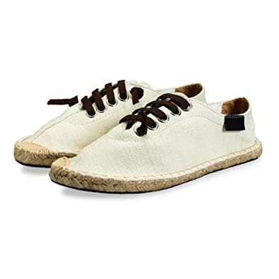 Outdoor Canvas Driving Shoes Soft Men Loafer