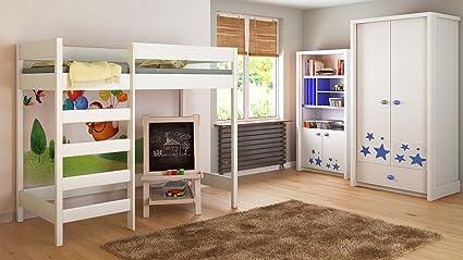 Children\'s Beds Home Letti a soppalco per bambini Bambini Juniors ...