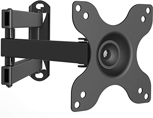 WALI TV Wall Mount Articulating LCD Monitor Full Motion