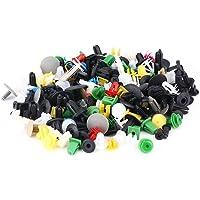 500pcs Universal Plastic Panel Interior Forro Parachoques Clip