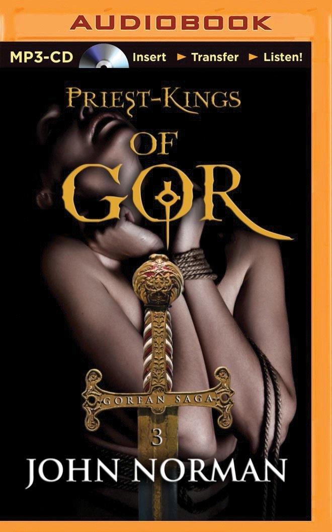 Read Online Priest-Kings of Gor (Gorean Saga Series) ebook
