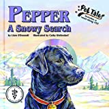 Pepper, a Snowy Search, Liam O'Donnell, 1592493629