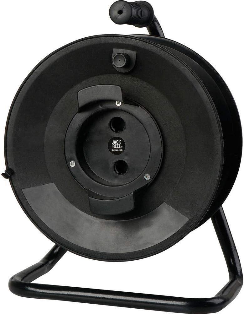 TecNec TecNec JackReel-3 High Capacity Low Cost Cable Reel-by-TecNec