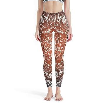 Born for-Anime Pantalones de Yoga para Mujer con diseño de ...