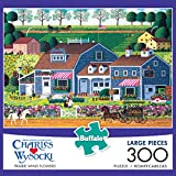 Buffalo Games Charles Wysocki: Prairie Wind Flowers - 300 Piece Jigsaw Puzzle by Buffalo Games