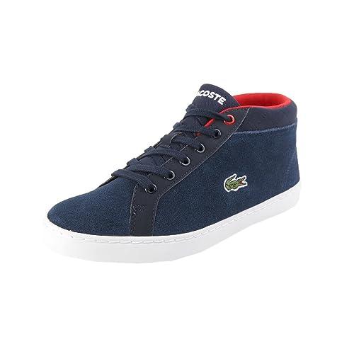 e46eb5036 Lacoste Straightset Chukka 317 2 CAJ Navy  Amazon.co.uk  Shoes   Bags