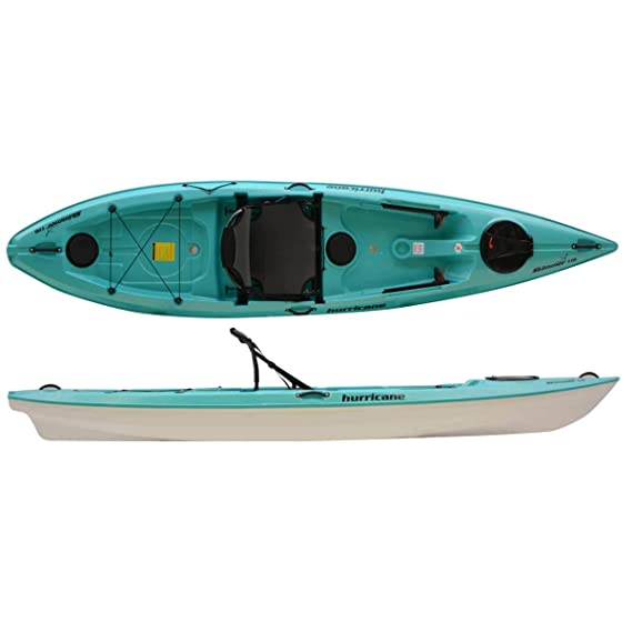 Hurricane Skimmer 116 Ultimate Kayak (Frame Seat)