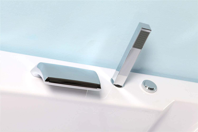 Vasca Da Bagno Harmony : Carnelli vasca da bagno idromassaggio rettangolare cm