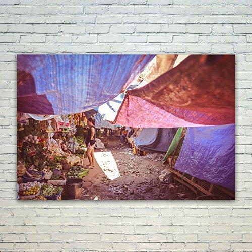 Westlake Art Poster Print Wall Art - Purple Gift - Modern Pi