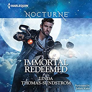 Immortal Redeemed Audiobook