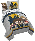 Jay Franco Harry Potter Charms Bed Set, Twin