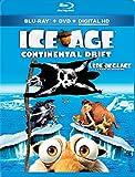 Ice Age 4: Continental Drift (Bilingual) [Blu-ray + DVD + Digital Copy]