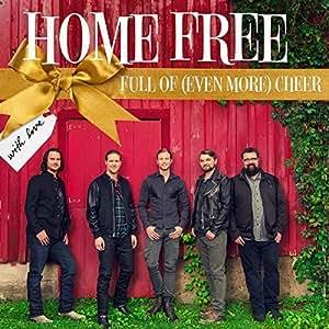 share facebook twitter pinterest - Home Free Christmas Album