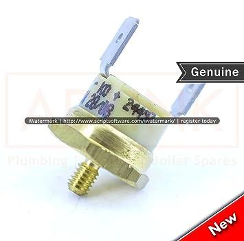 Vaillant Kombi Kompakt Vcw 240 280 T Xt Temperatur Sensor 101462