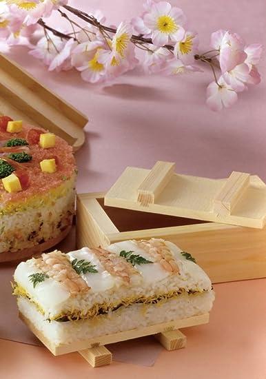 durante Jap?n importaci?n // El paquete y el manual est?n escritos en japon?s Yamako unidad de prensa sushi alrededor de 1 go