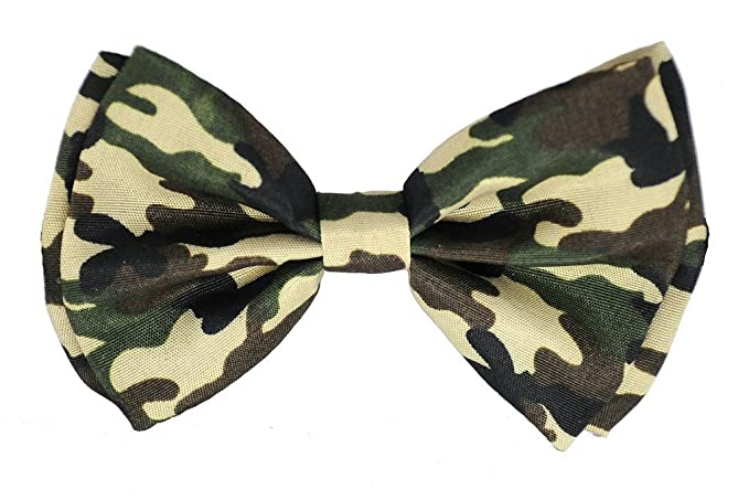 7b348950b76d Amazon.com: Youth Camo Bow-Tie: Camouflage Clothing: Clothing