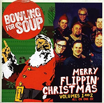 amazon vol 1 2 merry flippin christmas bowling for soup