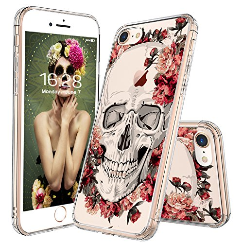 iphone 8 skull phone case