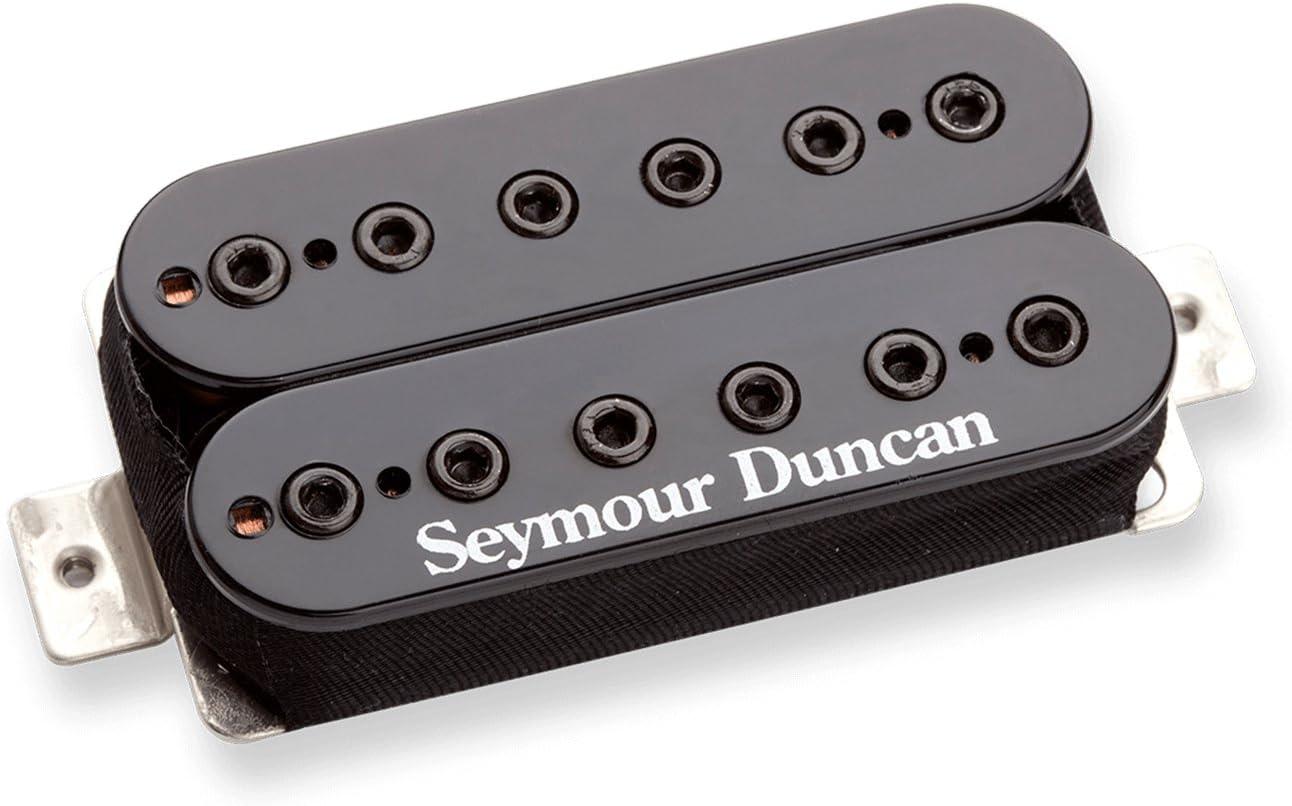 Seymour Duncan TB-4 JB Trembucker White W//Black Poles /& Logo