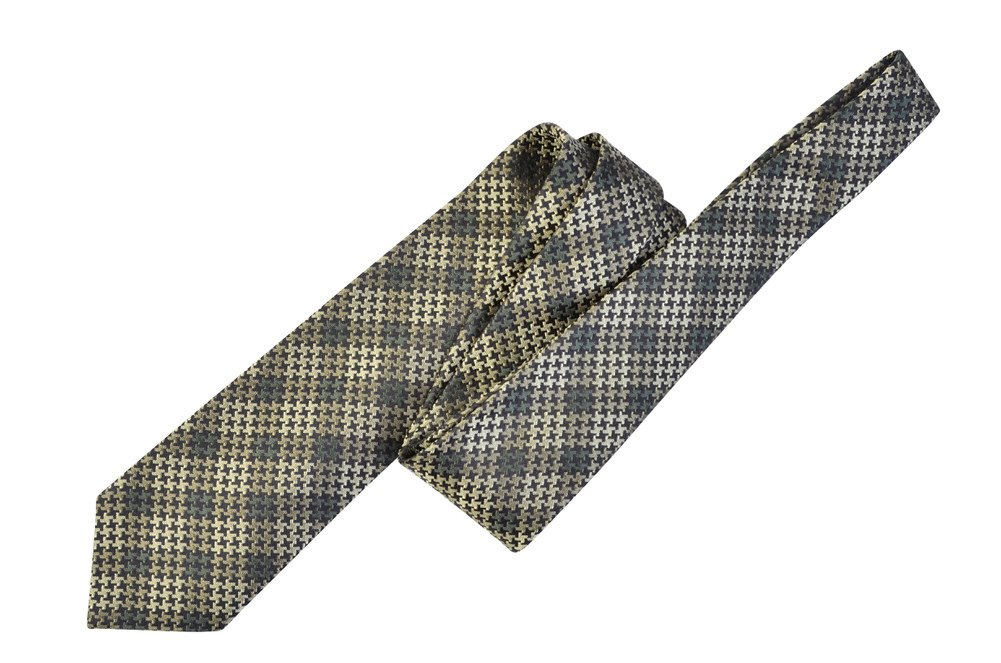 Tom Ford Green Silk Skinny Neck Tie