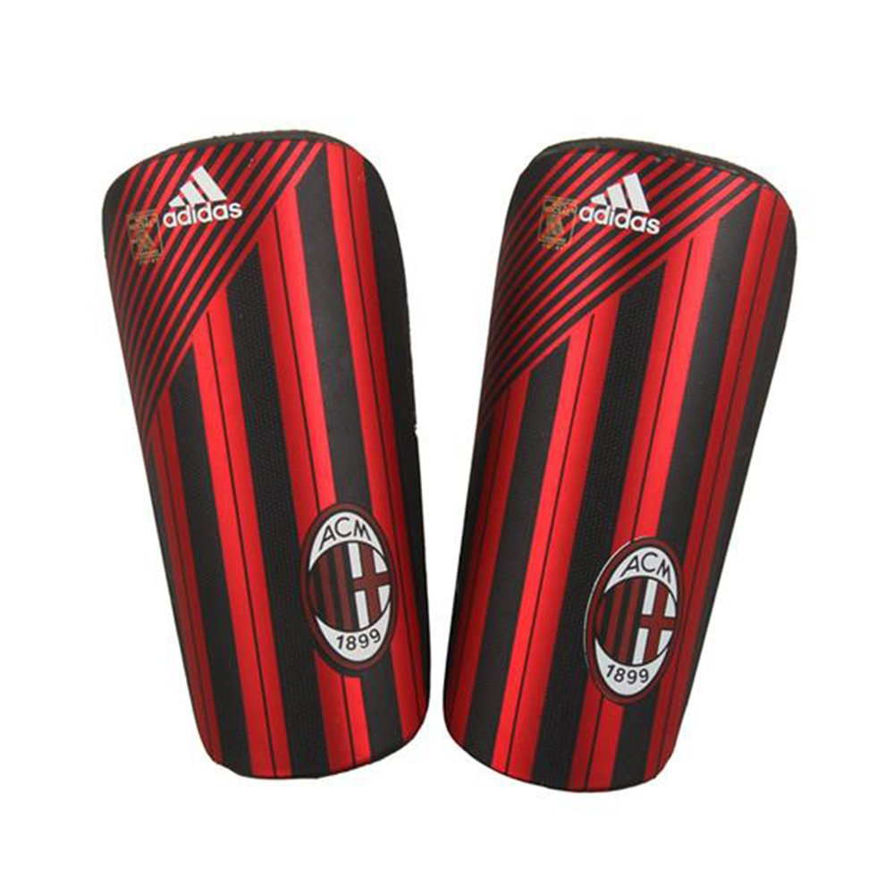 Adidas AC Milan Shin Guards B00ESQ3OQOLarge
