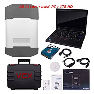 VXDIAG MULTI Professional BMW Scan Tool