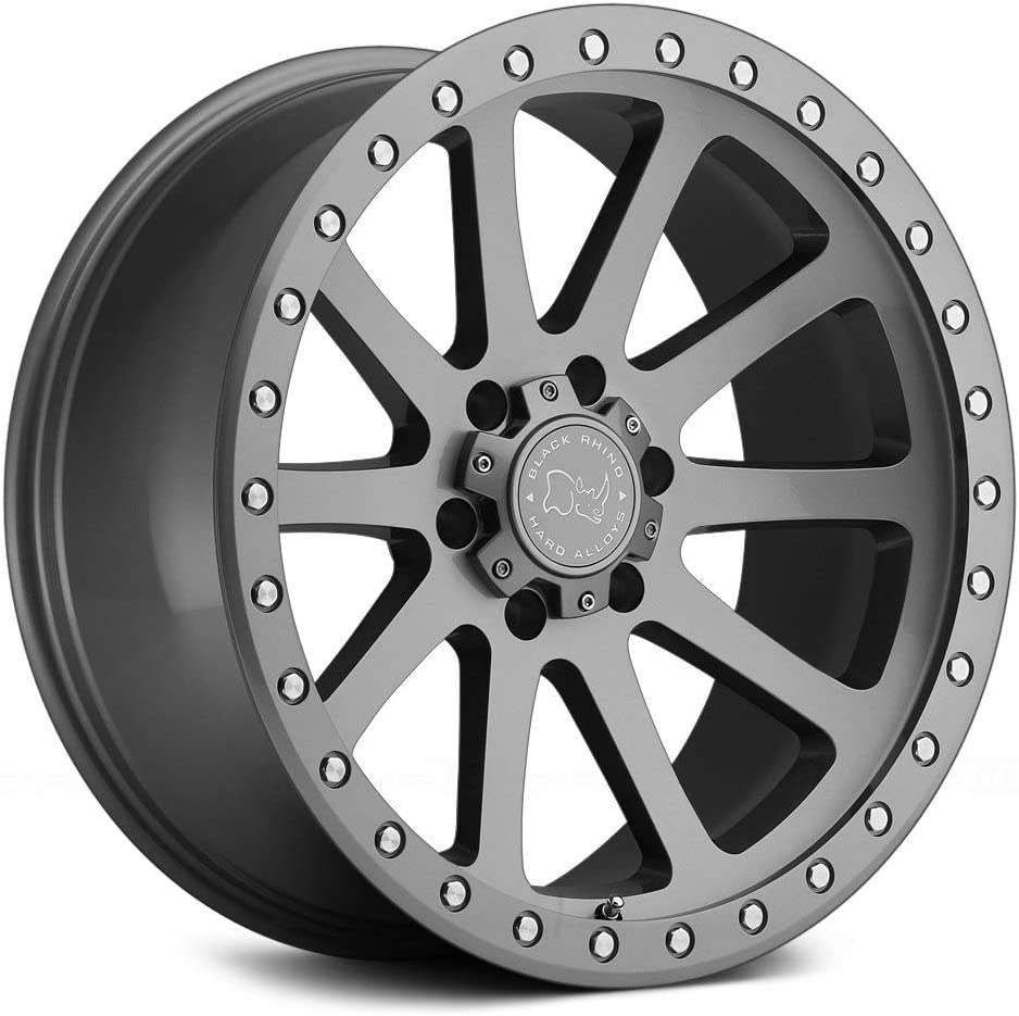 Black Rhino MINT Wheel with Painted Finish 20 x 9. inches //5 x 150 mm, 12 mm Offset