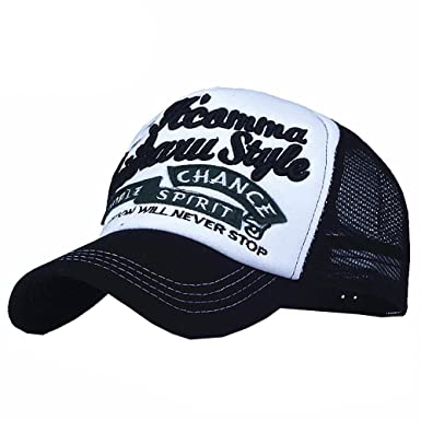 Cocoty-Store,2019 Gorras Beisbol,Hombres Beret de Algodón Plano ...