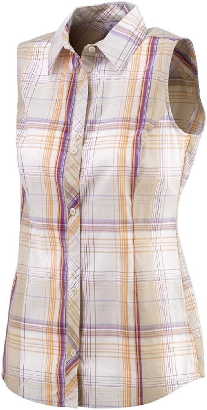 Columbia AL7247 - Camisa de Manga Corta para Mujer: Amazon.es: Ropa y accesorios