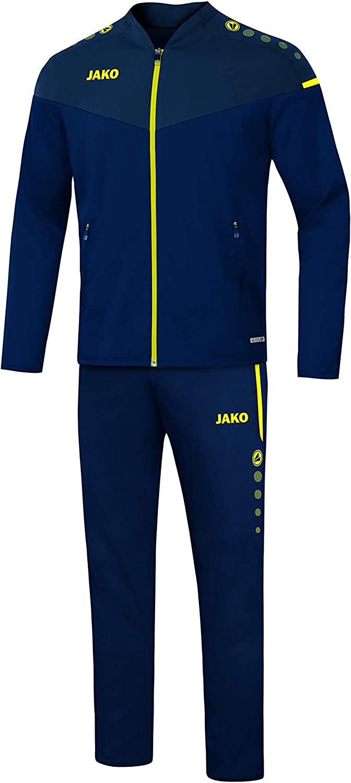 Jako Sports Training Football Soccer Mens Shorts with Zip Pockets