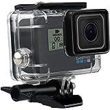 HEYUS Housing Case for GoPro Hero 7 Black 2018/Hero 6/Hero 5 Waterproof Case Diving Protective Housing Shell 45m with Bracket Accessories for Go Pro Hero7 Hero6 Hero5 Action Camera