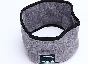 Bluetooth Headband Auriculares sin Hilos del Deporte de la Yoga Auriculares del Sueño Auriculares Mejores Auriculares