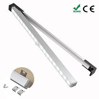 Closet Lighting Motion Sensor Wardrobe Light, Cabinet Light, Two Types Of  Fixed Installation Stick