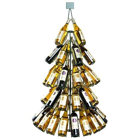 Wine Bottle Christmas Tree Rack.53 Tall Wine Bottle Christmas Tree Rack Holds 60 Bottles