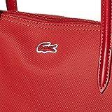 Lacoste Concept Vertical Shopping Bag, Alizarine