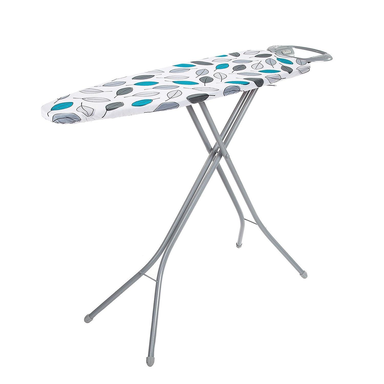 Minky Classic Ironing Board - Leaf Blue