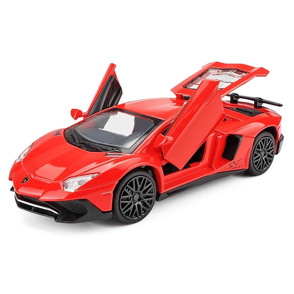 WZLDP Rambo LP770 Gini Automodell   Simuliertes Alloy Automodell Sportautomodell   Kinderspielzeugauto Junge Racing   Simulation Automodell   Erwachsenen-Metall-Spielzeugsammlung Dekoration   Automode B07Q2S135B Fahrzeuge & Rennwagen Spaß für Kinder | Spi