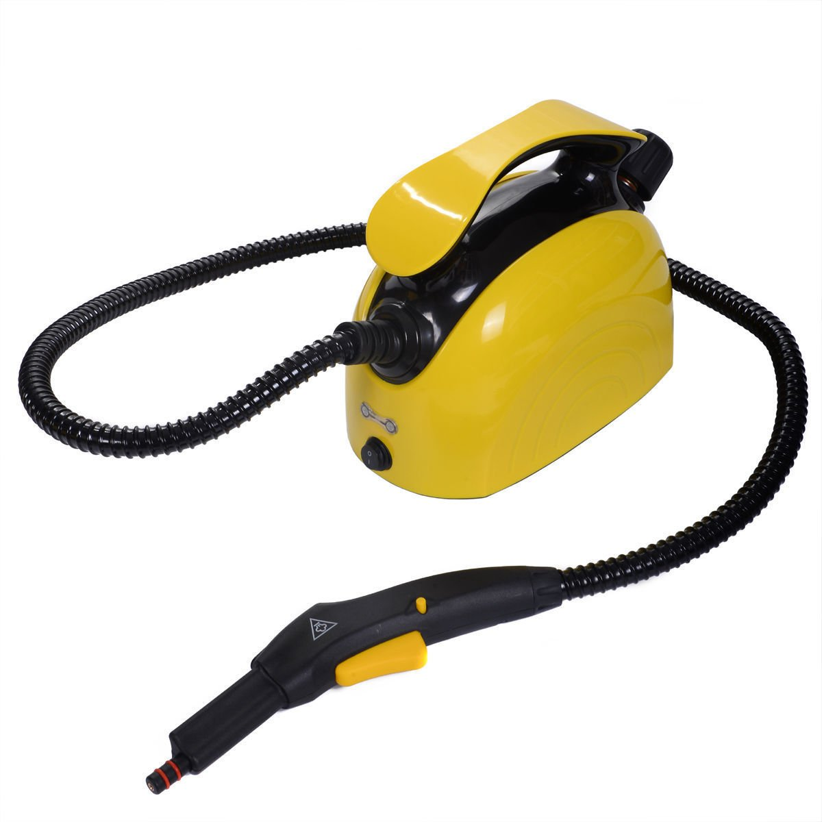 1500W Portable Pressure Steam Cleaner Carpet Bathroom Professional Multi Purpose