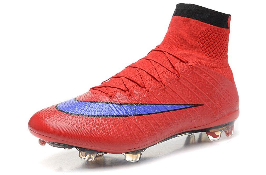 Herren Mercurial superfly X FG Hi Top Fußball Schuhe Fußball Stiefel