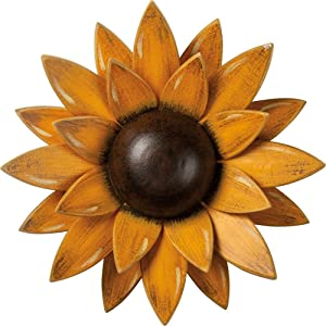 Primitives by Kathy Sunflower Wall Decor