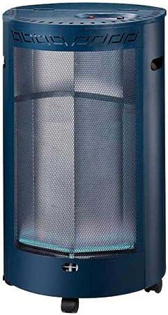 Estufa Gas/butano Llama Azul Merca-Blue Doble Seguridad