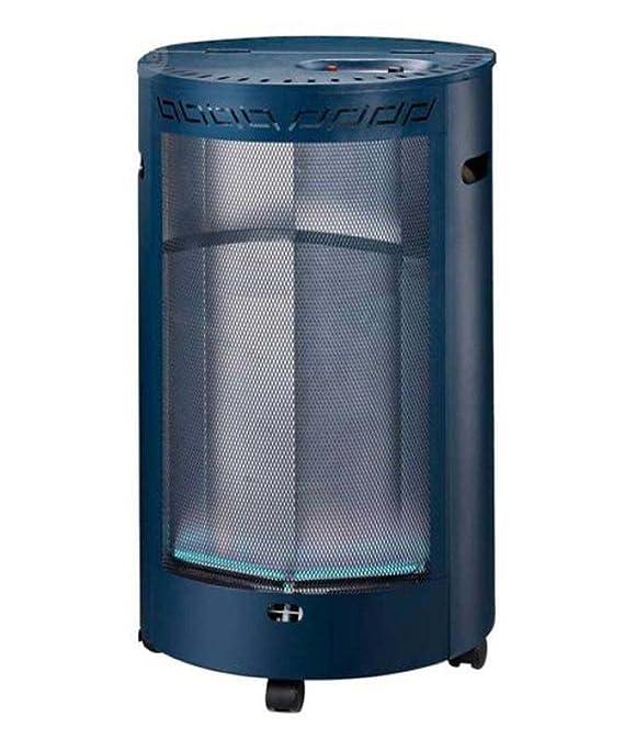 Estufa gas / butano llama azul Merca-blue doble seguridad: Amazon.es: Hogar