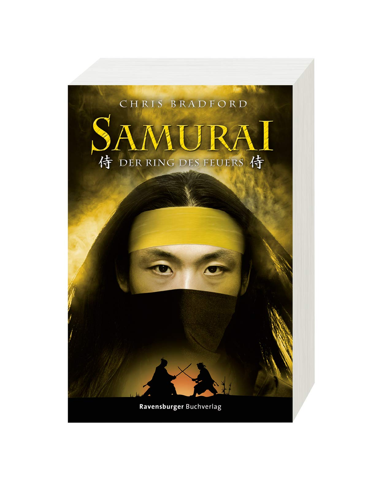Samurai Band 6  Der Ring Des Feuers