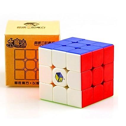 Hasil gambar untuk yuxin little magic 3x3