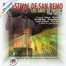 Various San Remo Festival 1964 The Twelve Greatest Hits