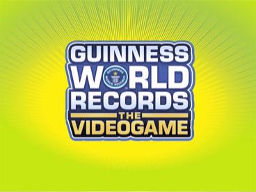 Amazoncom Guinness World Records The Videogame Nintendo