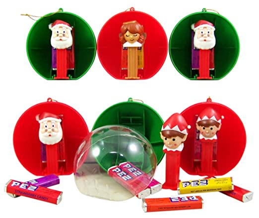 Santa Claus Christmas Holiday w//Candy PEZ Dispenser New